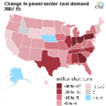 Power Sector Coal Demand Has Fallen in Nearly Every State Since 2007