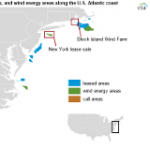 Federal Leasing for Offshore Wind Grows as First U.S. Offshore Wind Farm Comes Online