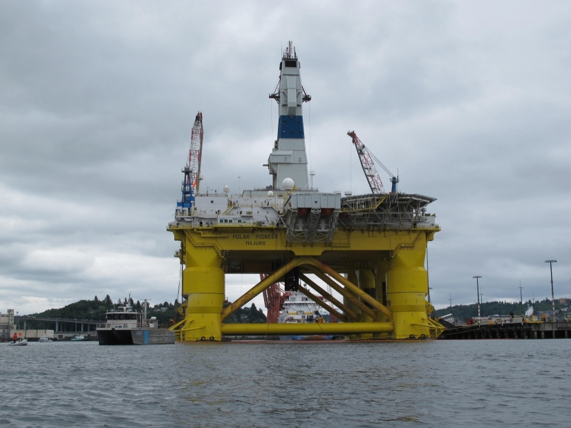 term papers on oil driling in alaska Drilling for oil in the arctic: considering economic and social costs and of deepwater oil drilling regulation discussion paper 10 resources for the future.