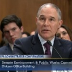 EPA Nominee Scott Pruitt Grilled on Fossil Fuel Ties at Confirmation Hearing