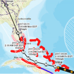 Hurricane Irma May Cause Problems for East Coast Energy Infrastructure