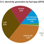 Biomass and Waste Fuels Made Up 2% of Total U.S. Electricity Generation in 2016