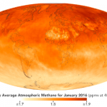 NASA Study Underscores Urgency of Solving the Global Methane Problem