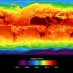 The Only Climate Problem a Planet with an Average Temperature of 0.9 °C Has Is Heat Distribution