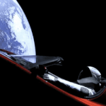 About That Tesla Roadster Flying Through Space: What Kind of Gas Mileage Is It Getting?