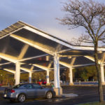 Can Solar Powered Carports Alleviate Land Use Concerns?