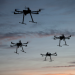 The Drone Wars: How Commercial Drones are Revolutionizing Energy Industries and Environmental Efforts