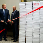 Trump's Deregulatory Record Doesn't Include Much Actual Deregulation