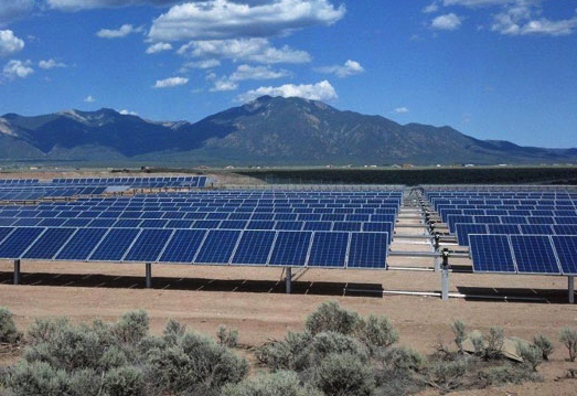 New-Mexico-solar-power