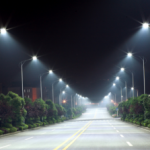 Urban Energy Efficiency: Street Lights and the Networked City