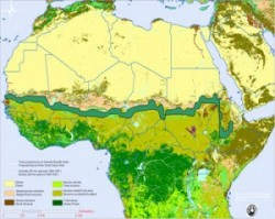 africa desertification climate change