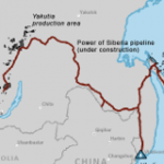 Russia-China Deal Will Supply Siberian Natural Gas to China's Northern, Eastern Provinces