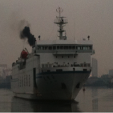 china shipping pollution