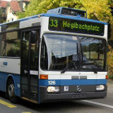 electric bus transit