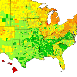 gas price by county