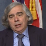 "Ernest Moniz on Natural Gas and ""Forgotten Renewables"""