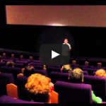 Robert Stone Addresses Anti-nuclear Heckler at Australian Showing of Pandora's Promise
