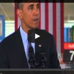 White House Finally Goes Solar: Obama Preaches Efficiency and Jobs at Wal-Mart