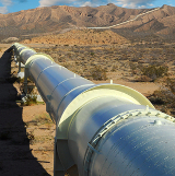 oil pipeline thumb