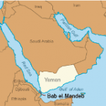 Oil Trade Off Yemen Coast Grew by 20% to 4.7 Million Barrels Per Day in 2014