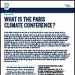 Key Elements of the Paris Climate Agreement: Deepening International Action