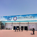 progress at COP 20