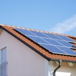 Can Household Solar Energy be a Primary Source of Low-Emission Power?