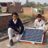 solar energy poverty