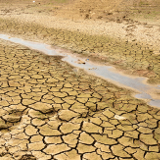 water drought and energy thumb