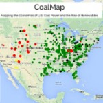 Mapping Coal's Decline and Renewables' Rise
