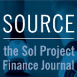 SOURCE: The Sol Project Finance Journal, August 2016