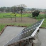 What's Basic Energy Access Worth? A Randomized Controlled Trial with Off-Grid Solar Power in Rural India