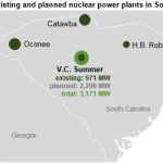 South Carolina Utilities Stop Construction of New Nuclear Reactors