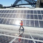 The Net Cost of Using Renewables to Hit Australia's Climate Target? Nothing